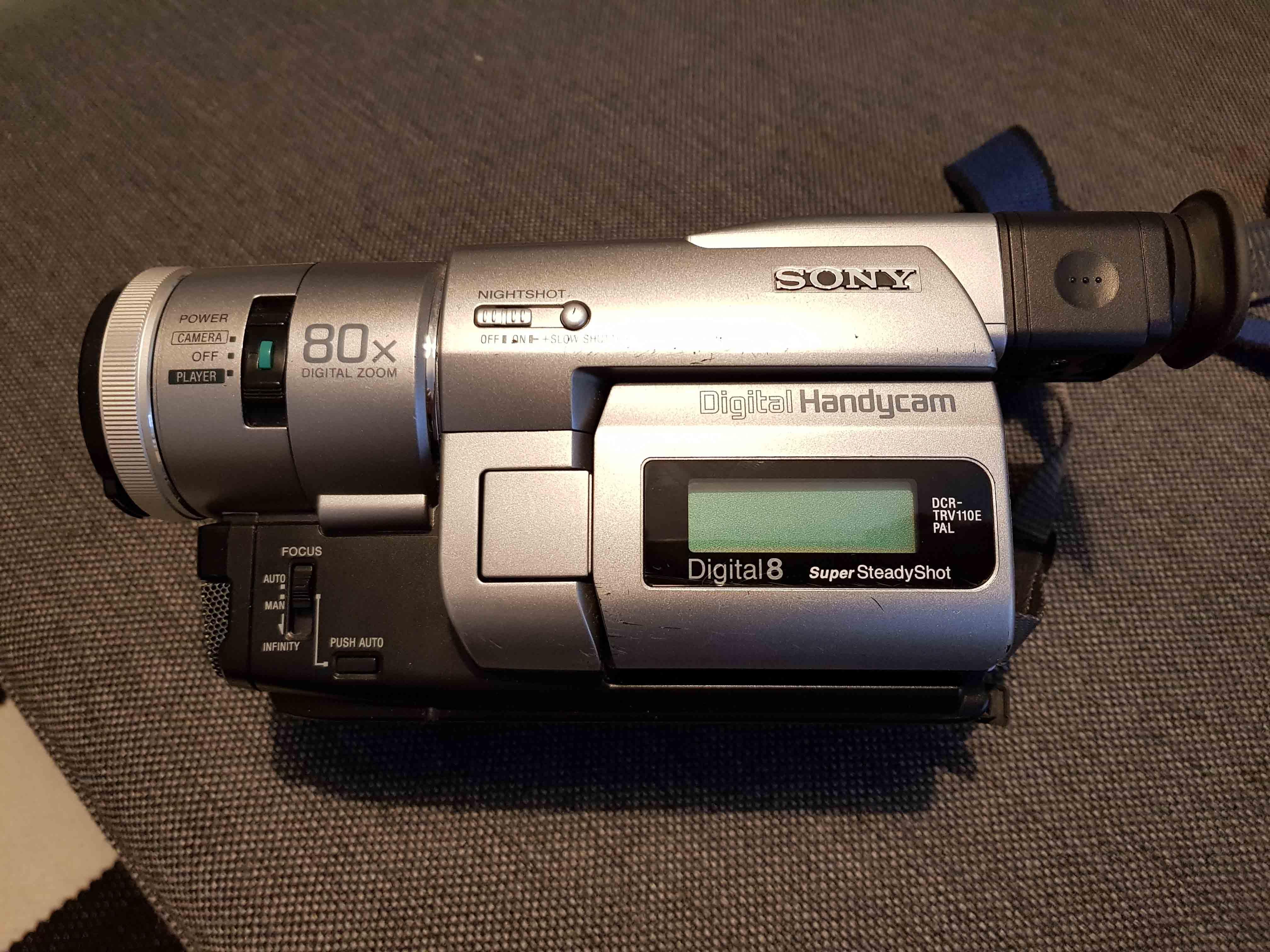 Sony DCR-TRV110E
