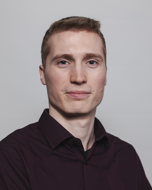 Ville Kantola toimitusjohtaja